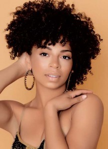 Black Natural Hairstyles For Short Hair