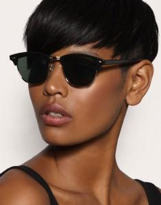 Black Women Short Hairstyles With Bangs