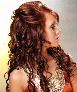 Cute Hairstyles For Long Curly Hair