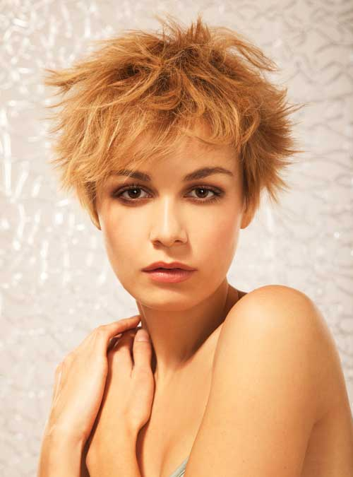 Short Messy Hairstyles Beautiful Hairstyles