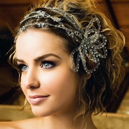 Wedding Hairstyles For Short Hair Beautiful Hairstyles