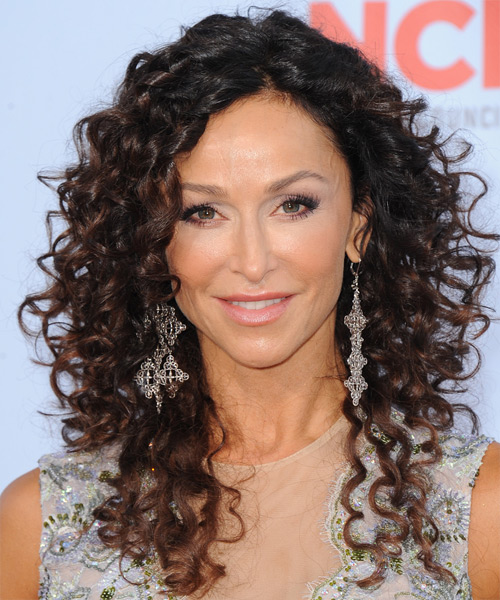 Long Curly Hairstyles | Beautiful Hairstyles