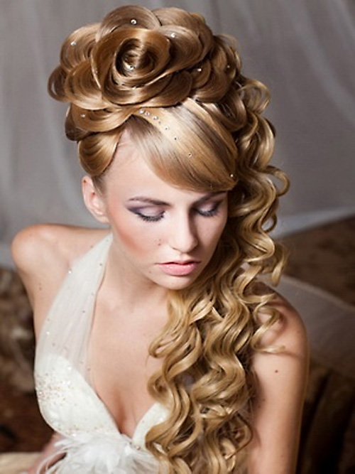 Prom Hairstyles For Long Hair Beautiful Hairstyles Home Coming