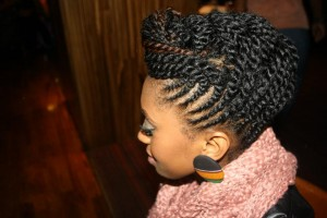 Natural Hairstyles For Short Hair Black Women