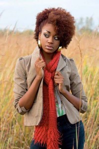 Natural Short Black Hairstyles