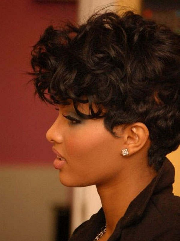 Short Hairstyles For Black Women | Beautiful Hairstyles
