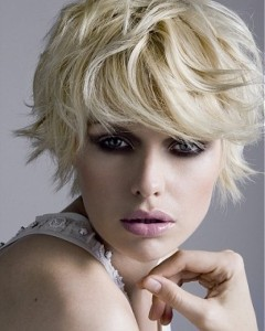 Pictures of Short Hairstyles For Fine Hair