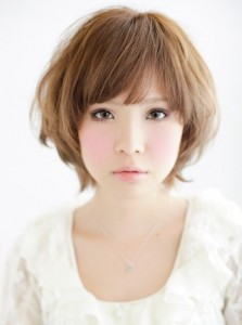 Short Asian Hairstyles For Girls