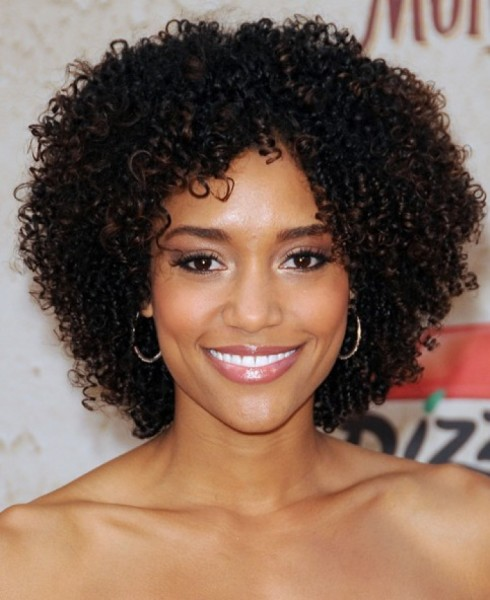 Short Curly Hairstyles | Beautiful Hairstyles