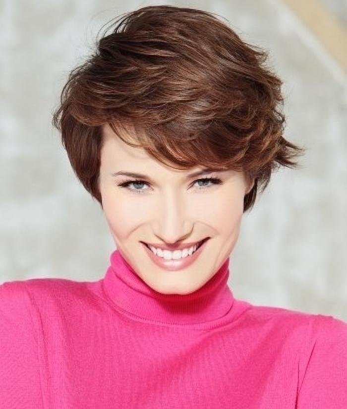 christie brinkley hairstyles : Pics Photos - Short Choppy Hairstyles For Short Hair