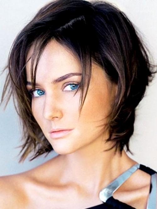 christie brinkley hairstyles : choppy bob hairstyles short choppy bob hairstyles related post bob ...