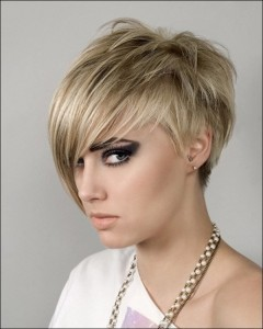 Short Choppy Hairstyles For Women