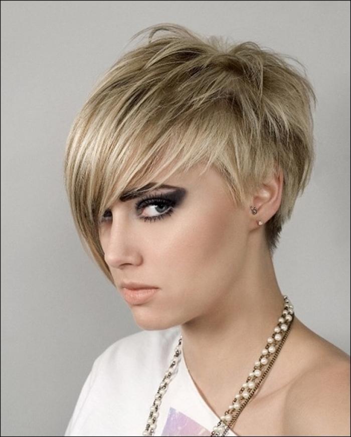 Short Choppy Hairstyles | Beautiful Hairstyles