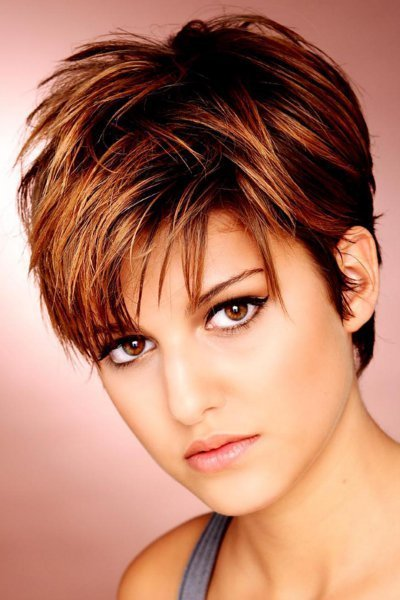 Short Choppy Hairstyles Beautiful Hairstyles