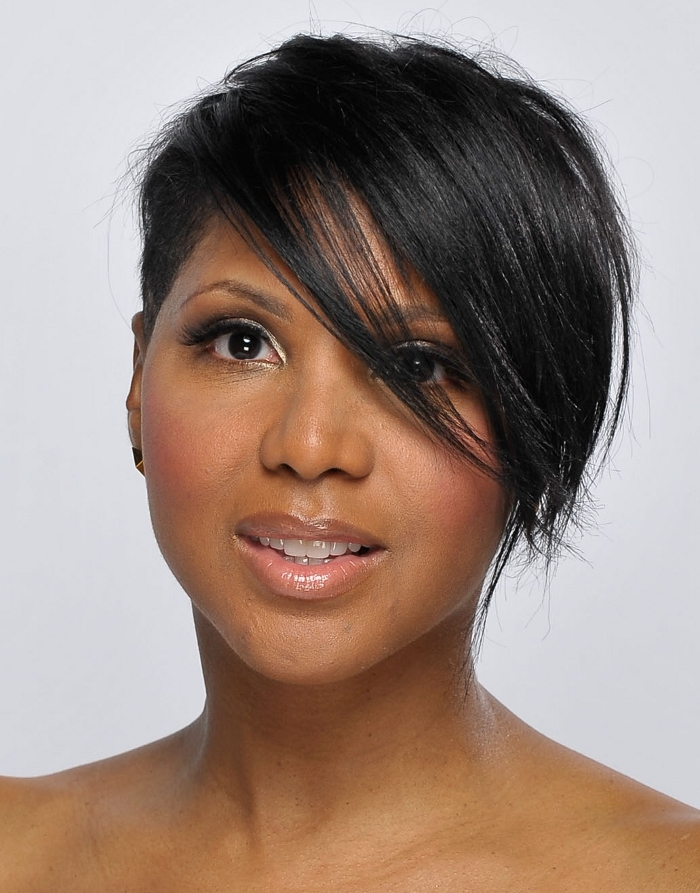 Short Hairstyles Black Women Beautiful