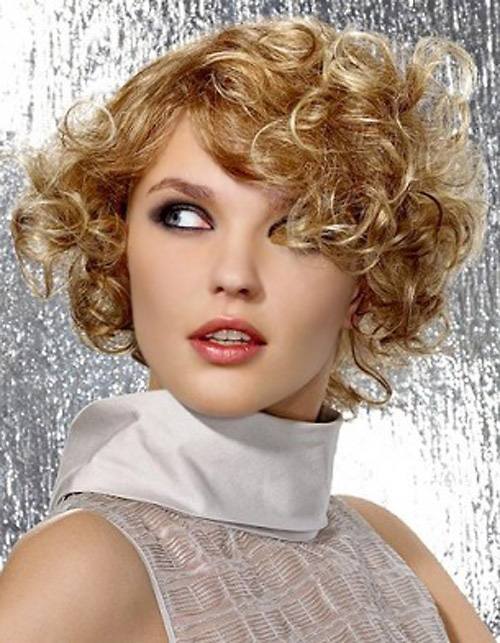 Short Curly Hairstyles Beautiful Hairstyles - Women's hairstyle for curly hair