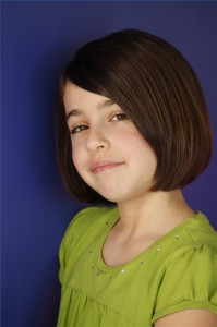 Short Hairstyles For Kids Girls
