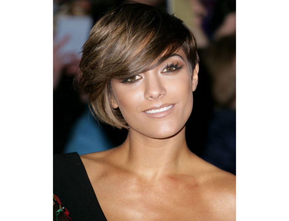 Short Hairstyles For Long Faces and Thick Hair