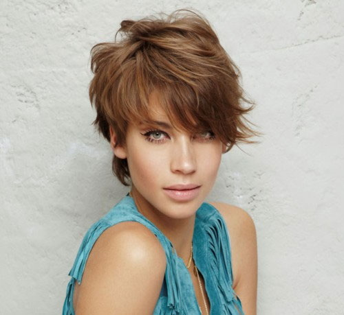 Hairstyles For Long Hair To Short : Short Hairstyles For Long Faces Beautiful Hairstyles