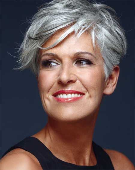 Short Hairstyles For Older Women | Beautiful Hairstyles