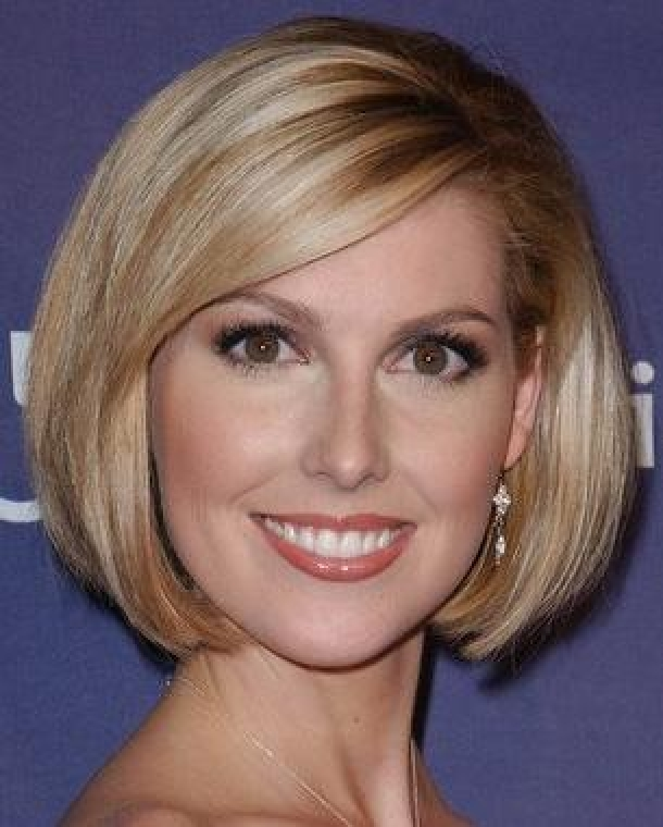 Short Hairstyles For Oval Faces And Fine Hair
