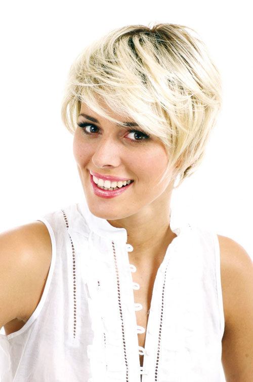 Hairstyles For Short Hair Oval Face : Short Hairstyles For Oval Faces Beautiful Hairstyles