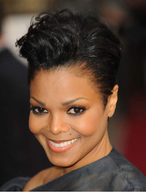 Face Hairstyles furthermore Short Haircuts Black Women Hairstyles ...