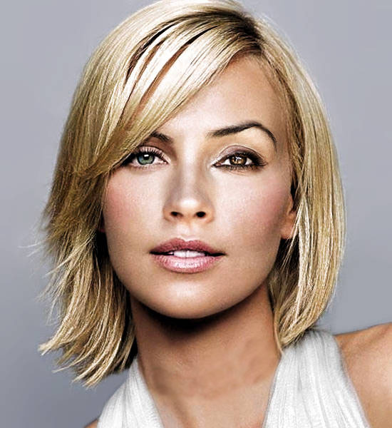 Short Hairstyles For Round Faces | Beautiful Hairstyles