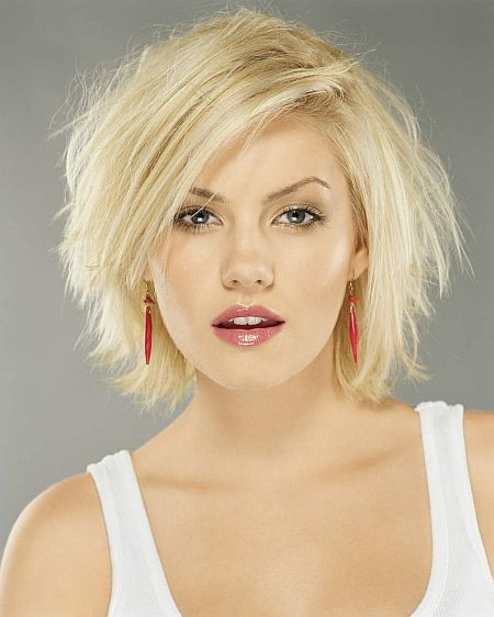 Short Hairstyles Thin Hair Beautiful