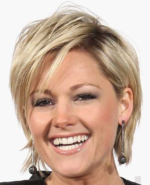 Short Hairstyles For Thick Hair Beautiful Hairstyles