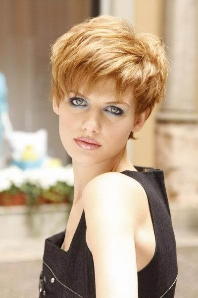 Short Hairstyles For Thick Hair | Beautiful Hairstyles