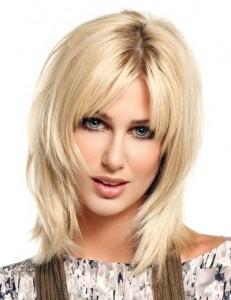 Short Medium Hairstyles For Women