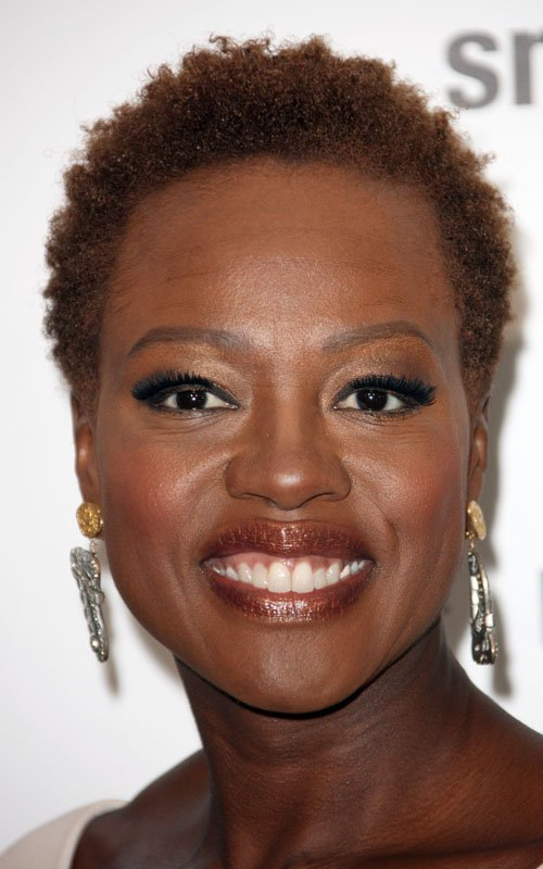 Women with Short Black Natural Hairstyles