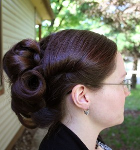 Updo Hairstyles For Long Straight Hair