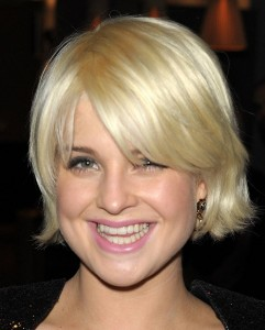 Very Short Blonde Hairstyles