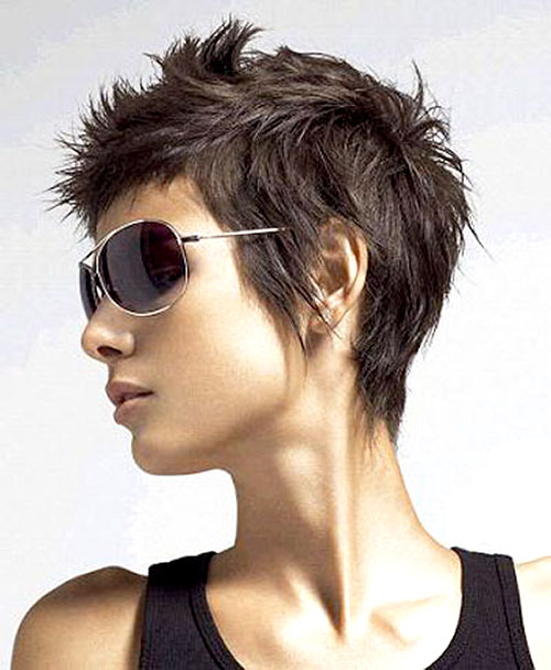 Very Short Hairstyles Beautiful