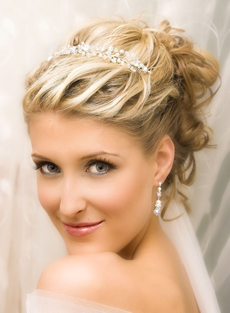 Hairstyles For Older Brides