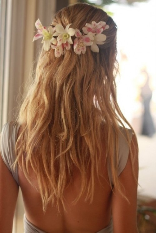 Beach Wedding Hairstyles | Beautiful Hairstyles