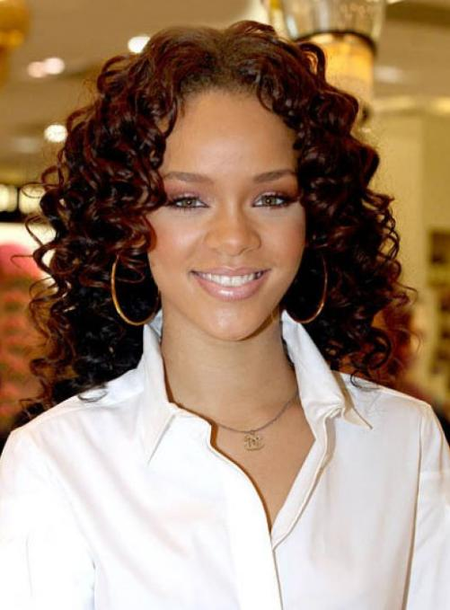 Pics Photos - Curly Weave Hairstyles Black Women