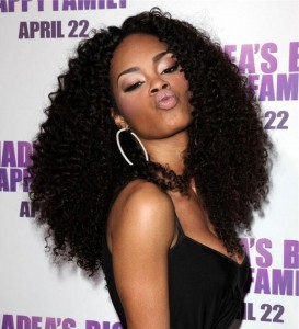 Black Curly Weave Hairstyles