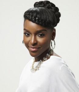 Black French Braid Hairstyles