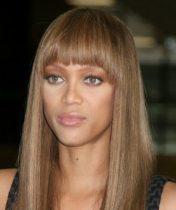 Black Hairstyles With Bangs For Black Women