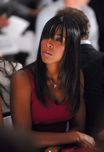 Long Hairstyles For Black Women With Bangs 101