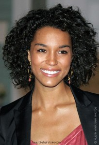 Black Short Curly Hairstyles