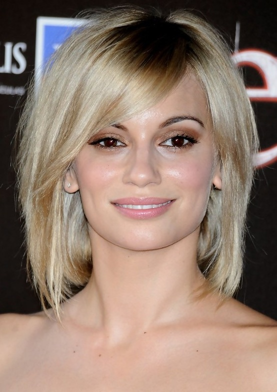 Model Bob Haircuts With Bangs Are No Longer Classic Medium Styles  Hairstyle Trends Have Changed A Great Deal Short Or Medium Length, Layered Or Inverted, With Blunt Or Wispy Bangs The Variety Of Bob Haircuts With Bangs Can Be