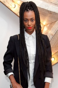 Box Braid Hairstyles For Black Women