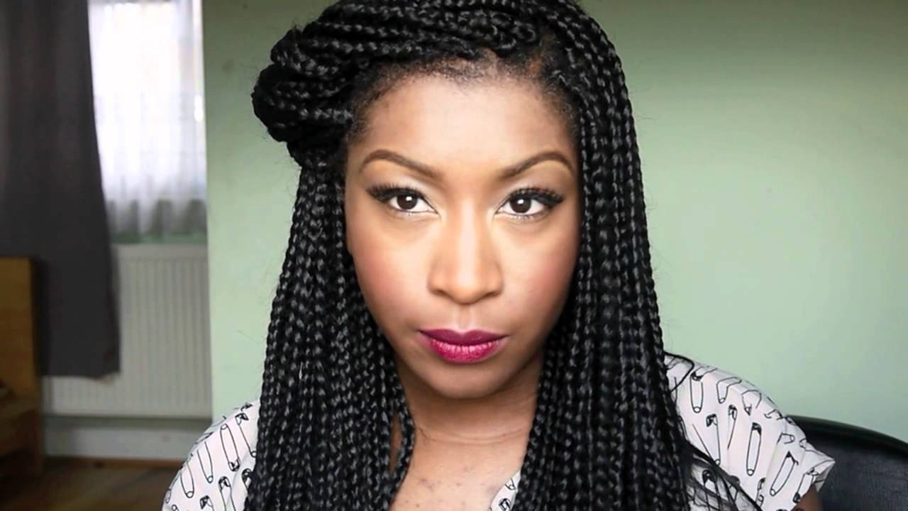 Hairstyle With Braids : Box Braids Hairstyles Beautiful Hairstyles