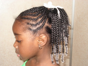 Braided Hairstyles For Black Kids