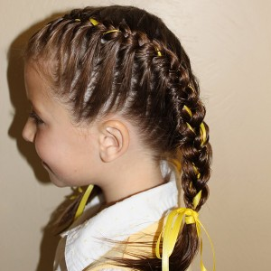 Braids Hairstyles For Kids