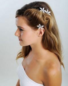 Bridesmaid Hairstyles Down